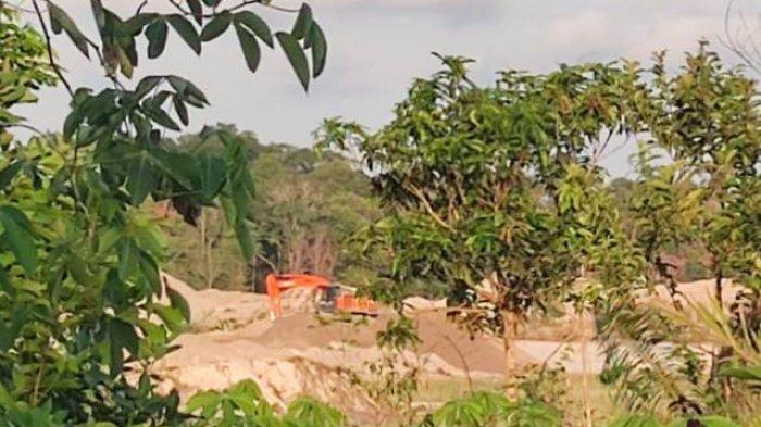 Dua Eskavator Beroperasi di WIUP, PT Timah Ajak Komunikasi Pelaku Tambang