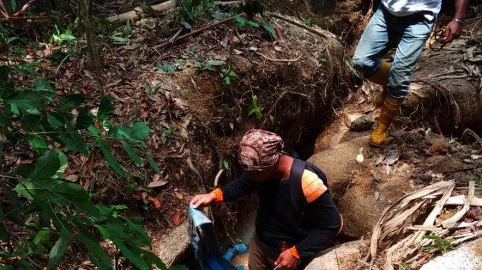 Menertibkan Tambang Liar Bukit Menumbing Lewati Jalan Curam & Terjal, Jalan Tikus Ada di Daerah Ini