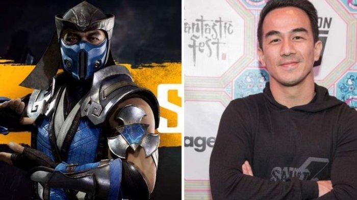 Wong Kito Galo Jadi Pemeran Film Mortal Kombat, Joe Taslim Akan Perankan Sub-Zero
