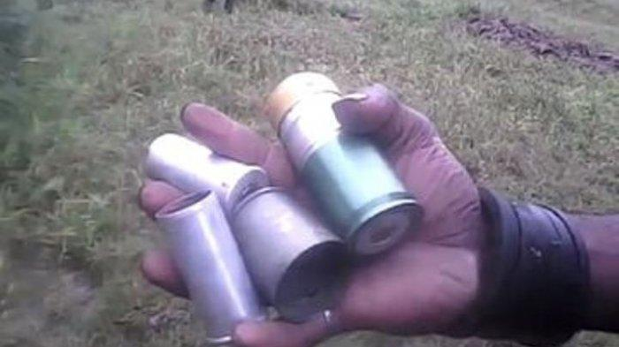 Benda yang Dikira Bom Udara oleh Tentara Pembebasan Nasional Papua Barat Ternyata Pelontar Granat