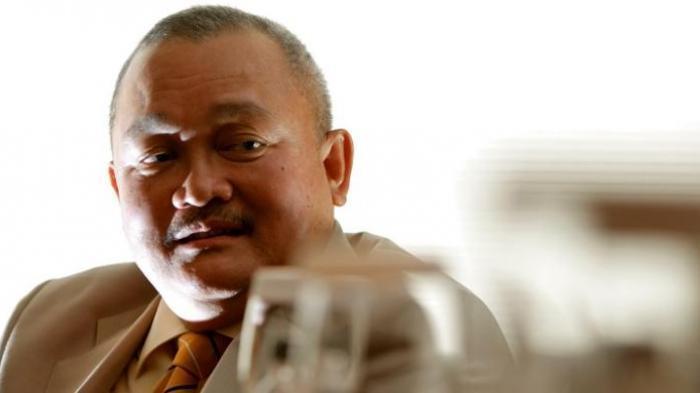 Jadi Tersangka, Mantan Gubernur Sumsel Alex Noerdin Langsung Ditahan Kejagung