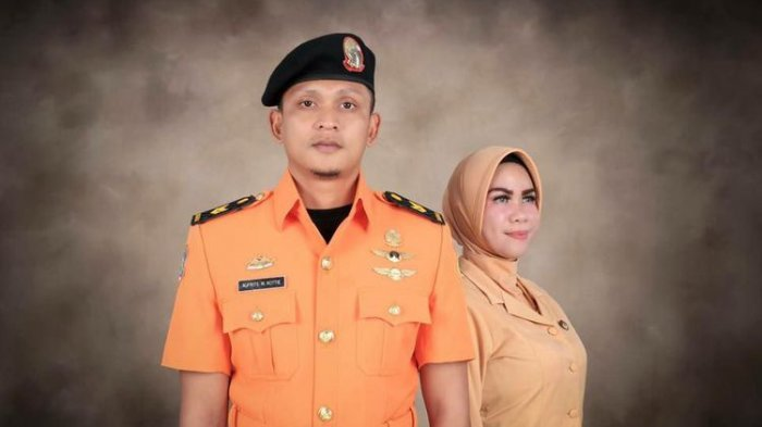 Selamatkan Wanita Korban Gempa, Anggota Basarnas Alfrits Rottie Justru Kehilangan Istri Tercinta