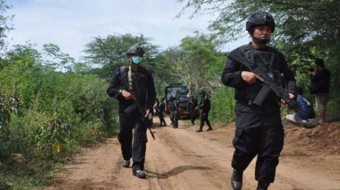 Ali Kalora diburu aparat Gabungan TNI-Polri.