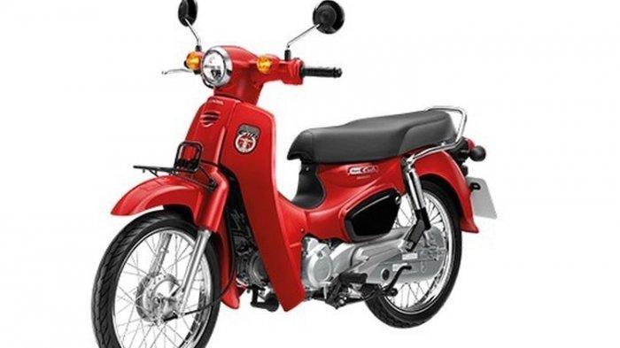All New Honda Super Cub 100