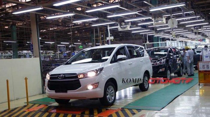 Model Baru Kijang Innova, Bakal Menyusul Setelah Toyota Luncurkan Model Terbaru Fortuner dan Hilux