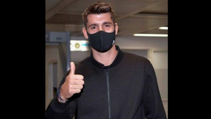 Kabar Transfer Liga Italia, Alvaro Morata Pulang ke Juventus di Saat Dzeko Tertahan di Roma