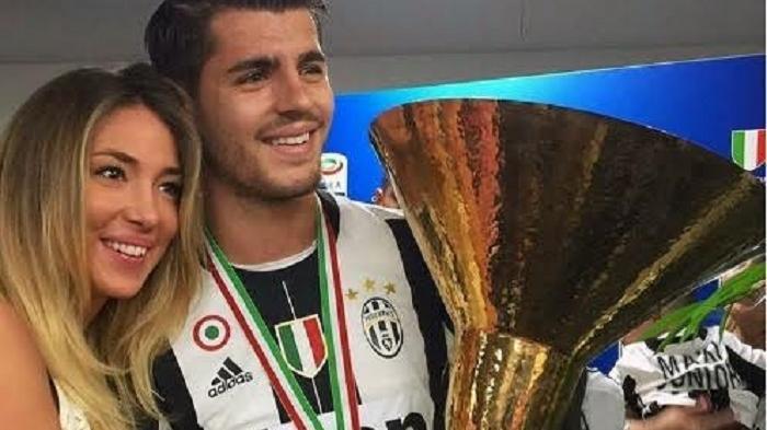 Transferan Menuju Juventus Rampung, Alvaro Morata Bereuni dengan Sang Guru, Cristiano Ronaldo
