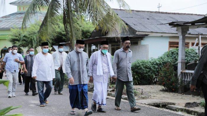 Gubernur Erzaldi Ajak Warga Lanjutkan Ibadah dan Amal Kebaikan di Bulan Syawal