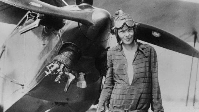 Misteri Hilangnya Amelia Earhart Mulai Terungkap, Pilot Legendaris yang Hilang 77 Tahun Lalu