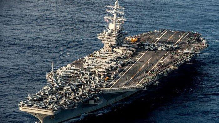 Fakta Kehidupan Tak Terduga Tentara AS di Atas Kapal Perang, Tempat Berbahaya Bagi Wanita
