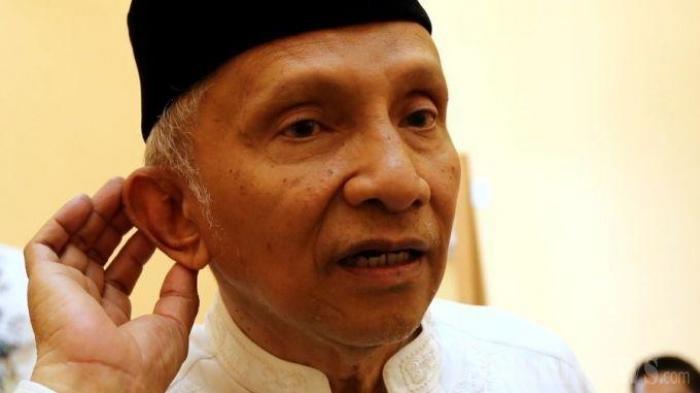 Amien Rais Jangan Sok Jago Nantang SBY, Pernah Digertak Malah Belaga Pilon, Prabowo Hati-hati