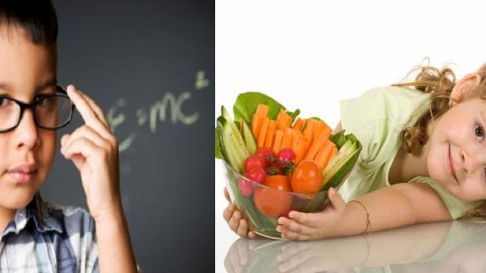 Ingin Anak Anda Cerdas dan Sehat, Begini Cara Mengatur Pola Makan untuk Otak