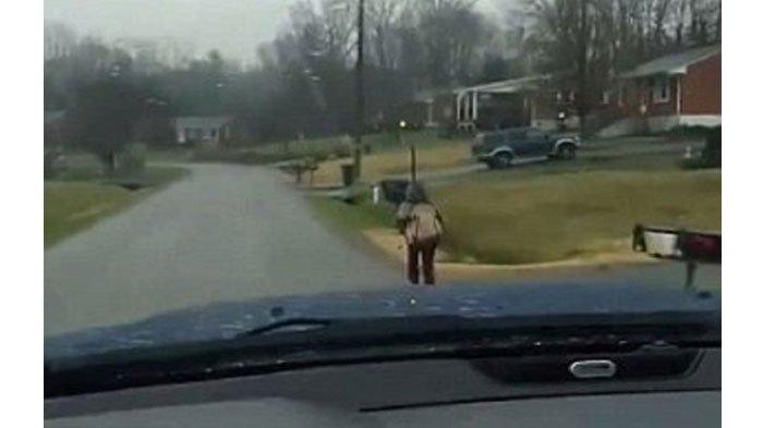 Anak Membully di Bus Sekolah, Si Ayah Paksa Anak Berlari ke Sekolah Sebagai Hukuman, Hasilnya