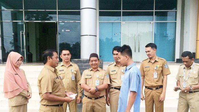 Anak Pegawai Terserang Penyakit Kawasaki, Kadiskepora Babel Suharto Ajak Pegawai Galang Dana