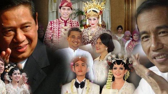 Ketika Anak Presiden RI Menikah, Mas Kawin 40 Ekor Sapi hingga Semua Tamu Berderai Air Mata