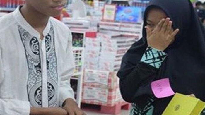 Tak Sanggup Beli Al Quran, Anak Yatim Ini Menangis, Begini Kisah Hidupnya yang Bikin Sedih