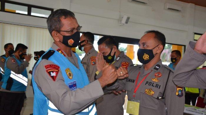 16 Anggota Polda Bangka Belitung Lulus Seleksi SIP, Pesan Kapolda Jangan Sombong