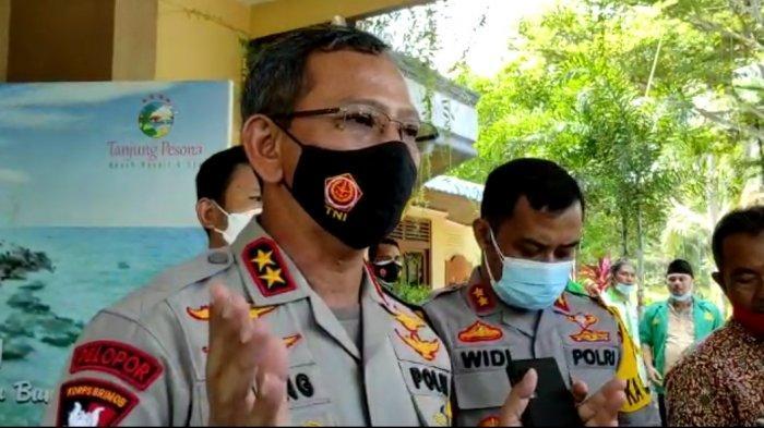 Tak Ada Toleransi, Kapolda Bangka Belitung Ancam Pecat Anggota Polda yang Terlibat Narkoba