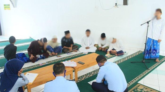 Sejumlah Andikpas LPKA Pangkalpinang Ikuti Lomba Bernuansa Islami, Peringati Tahun Baru Islam