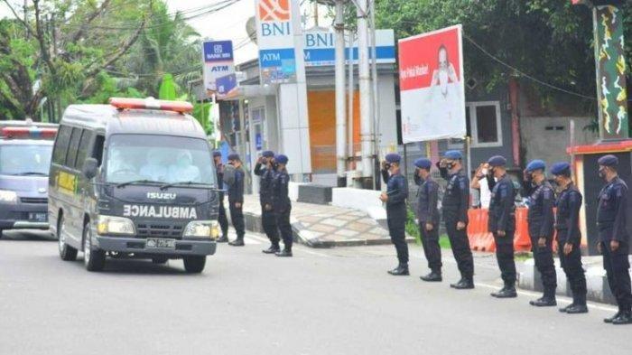 Iptu LT, Komandan Brimob Meninggal, Begini Kondisi 20 Anggota Polda Maluku Usai Divaksin AstraZeneca