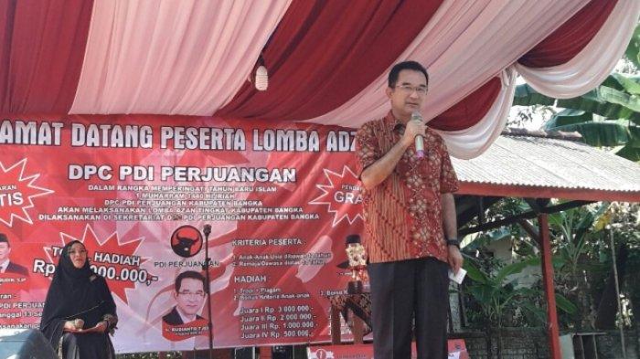 200 Peserta Ikut Lomba Azan PDIP, Rudianto Tjen Tambahkan Total Hadiah Jadi Rp 25 Juta