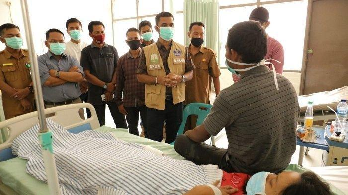 Ibu Muda di Aceh yang Diperkosa dan Anaknya Dibunuh Kembali Masuk Rumah Sakit, Ini Penyebabnya