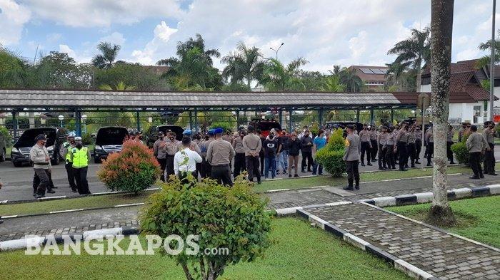 BREAKING NEWS : Nelayan dan Mahasiswa Bakal Gelar Aksi Unjuk Rasa di Kantor Gubernur Bangka Belitung