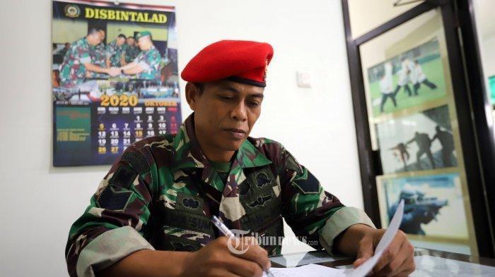 Sersan Mayor Maksum Qori Terbaik di Kopassus, Sebut Naik Haji dan Umrah Gratis karena Hidayah Allah