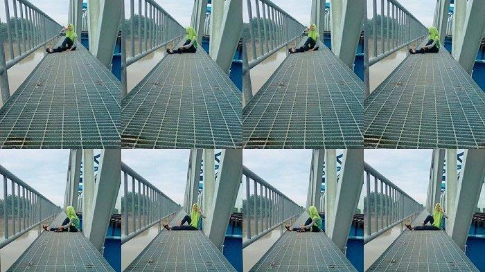 Foto Terakhir Gadis yang Meninggal Saat Selfie di Atas Jembatan Ini Dibanjiri Ucapan Duka