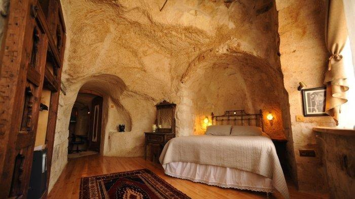 Inilah Deretan Hotel Gua Termewah di Dunia, Ada di Santorini hingga Cappadocia