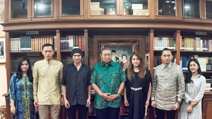 SBY Minta Anji Buatkan Lagu tentang Isi Hatinya Bersama Ani Yudhoyono