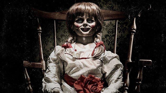 Boneka Annabelle Dikabarkan Kabur dari Museum, Cek Faktanya Sebenarnya