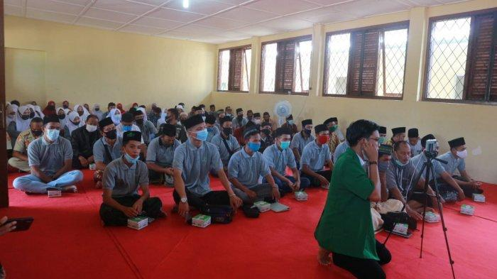Pelatihan Kepemimpinan Dasar (PKD), PW GP ANSOR Kep. Bangka Belitung mengadakan Ngaji Demokrasi