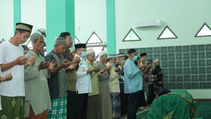 Gubernur Ucapan Belasungkawa Atas Berpulangnya Istri Mantan Ketua MUI Babel KH Usman Fathan