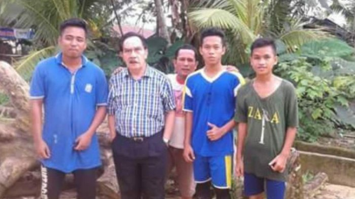 Ketika Seorang Antasari Azhar Penuhi Nazar Pulang Kampung ke Pulau Bangka