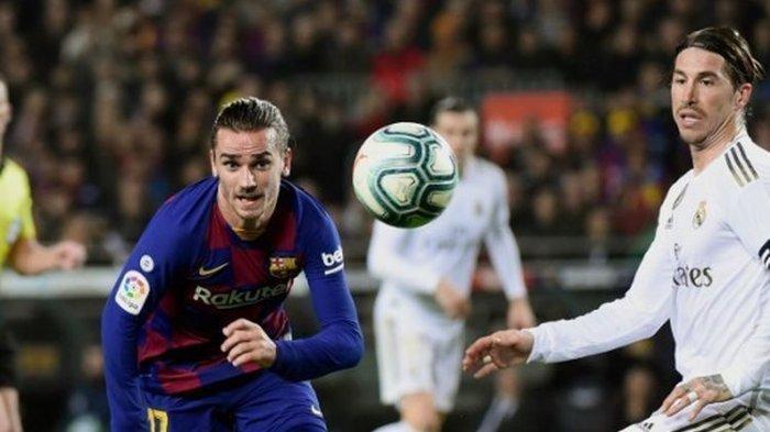 Jengah soal Spekulasi Masa Depannya di Barcelona, Antoine Griezmann Berikan Ketegasan