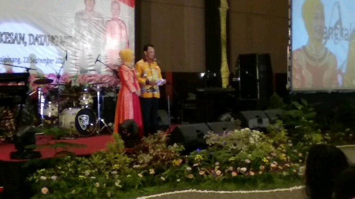 Video: Sambutan Brigjen (Pol) Anton Wahono Saat Malam Tali Asih