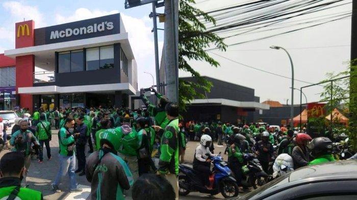 Warganet Korea Selatan Sebut Antrean BTS Meal di Indonesia Seperti Adegan Film Kiamat