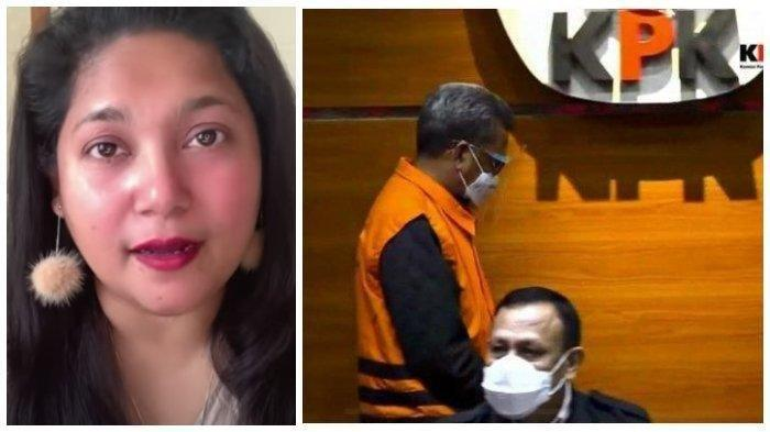 Drama Penangkapan Nurdin Abdullah oleh KPK, Lagi Tidur Disebut OTT, Aoki Vera Sindir ada Om Kumis