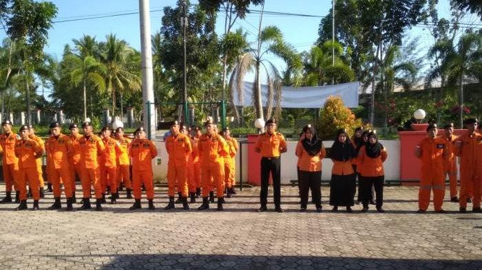 Pasca Libur dan Cuti Bersama Lebaran, 46 Personil Kembali ke Kantor SAR Pangkalpinang.