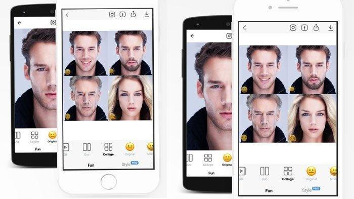 FBI Turun Tangan Selidiki Aplikasi FaceApp Bikinan Rusia yang Bisa Ubah Wajah Orang Jadi Lebih Tua