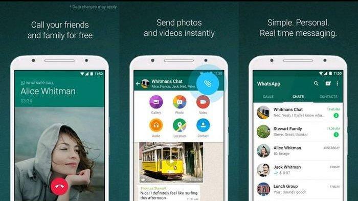 FITUR Pesan Sementara WhatsApp Dirilis, Hilang Otomatis Setelah 7 Hari