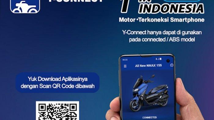 Yamaha Hadirkan Update Aplikasi Y-Connect di Momen Hari Pelanggan Nasional