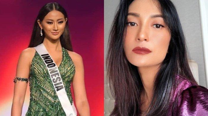 Komentar Artika Sari Devi Nonton Wakil Indonesia Ayu Maulida Gagal 10 Besar di Miss Universe