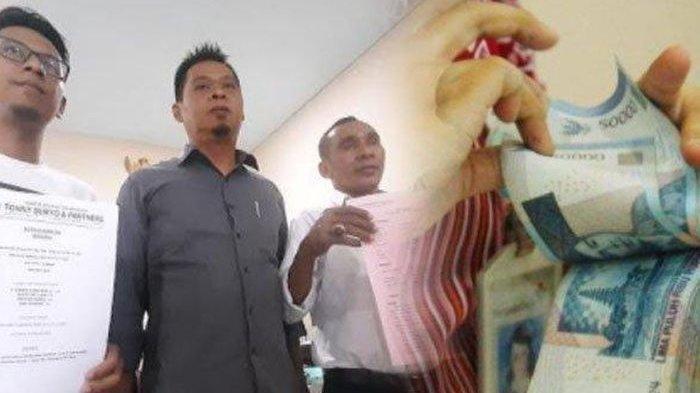 Ardi Pratama pria Surabaya yang terjerat kasus uang Rp 51 juta salah ditransfer BCA