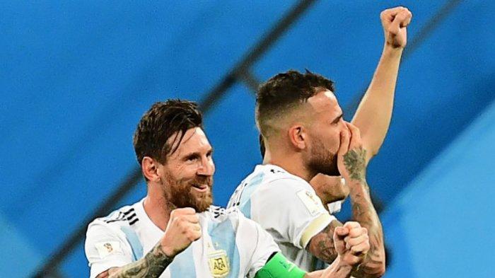 Didier Deschamps Khawatir Lionel Messi Bisa Menyulitkan Prancis