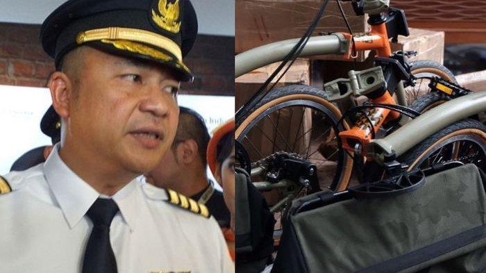 Kelakuan Dirut Garuda Indonesia, Ari Askhara Diterpa Gosip Skandal, Begini Kata IKAGI Soal Pramugari