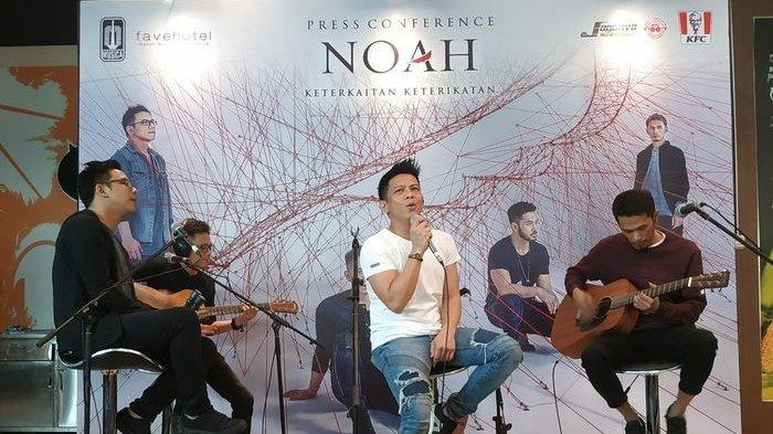 Link Live Streaming Noah 8 Jam ''MENEMANIKU'' #NOAHEIGHTNIVERSARY Khusus Untuk Sahabat