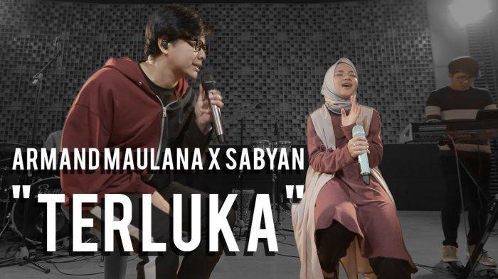Kunci Gitar, Chord dan Lirik Lagu Armand Maulana Feat. Sabyan - Terluka - Main dari Kunci Am