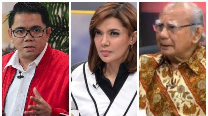 Ini Fakta-fakta Arteria Dahlan, Anak Buah Megawati Bentak Guru Besar UI di Mata Najwa